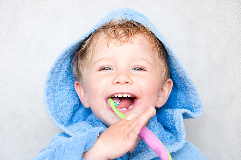 Children's toothbrushes: What should I know when choosing a brush?